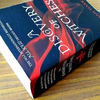 A Discovery of Witches By Deborah Harkness #1212