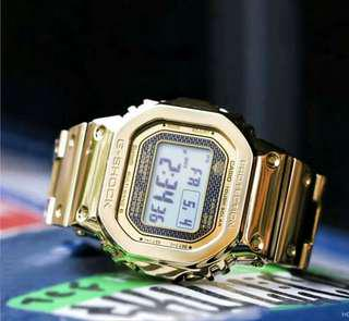 Gshock BMW-B5000 waterproof