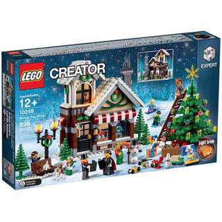 Lego 10249 Winter Toy Shop *cheapest*
