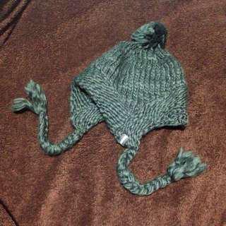 ❄️粗針遮耳冷帽