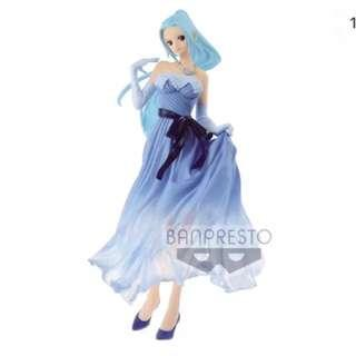 Banpresto One Piece Lady Edge Wedding Ver Princess Vivi Normal Colour