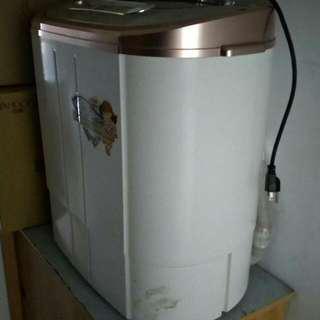 迷你型洗衣機