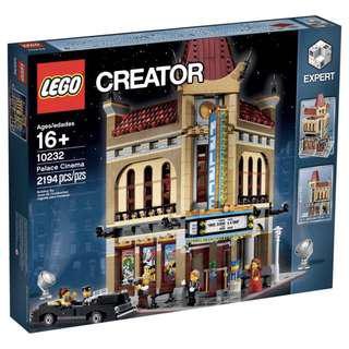 LEGO 10232 Palace Cinema *cheapest*