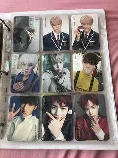 [wts/instocks] monsta x official & unofficial photocard CLEARANCE✨