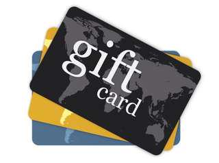 ACCEPTING GIFT CARDS AS PAYMENT