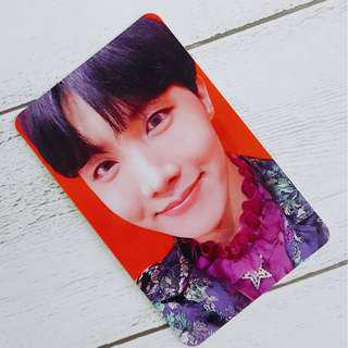 [WTT] BTS Love Yourself: Answer J-Hope S version.