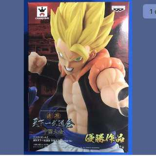 Banpresto Dragonball World Colosseum Figure In China Goku Gogeta