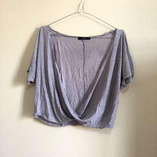twist crop outer