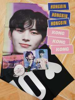 [PRICE REDUCED] LEE HONGBIN CHEERING SLOGAN