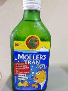 Moeller's cod liver oil