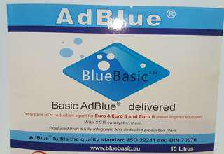 ADBLUE solution For diesel engine!