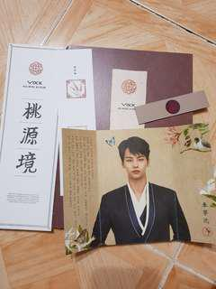[WTS] VIXX SHANGRILA ALBUM (flower version)