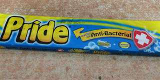Pride long anti-bacterial