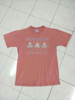 T-shirt tag JERZEES usa,pit 19.5 labuh 27.5..