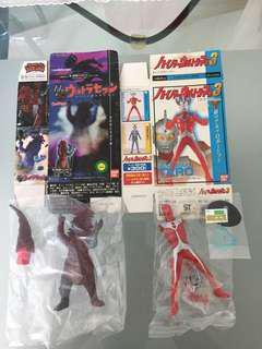 Ultraman- ultraman taro and monster