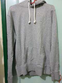 Champion Hoodie (Grey) (Check tag)