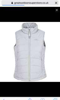 Trespass women warm vest gilet
