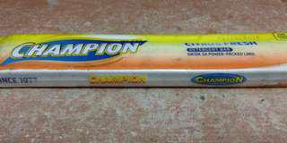 Champion long citrus