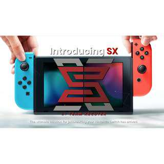 SX OS For Nintendo Switch