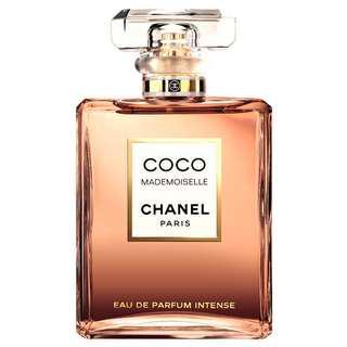 ❰保證正品❱公司貨 CHANEL 香奈兒 摩登Coco 魅惑印記 100ml 女香 香水 Chanel Coco