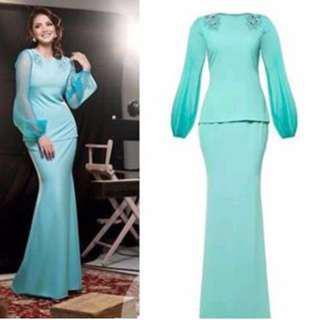 Baju kurung moden Fazbulous Raya by Fazura reduce price to rm 149.00
