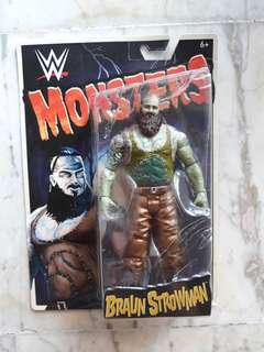 WWE Monsters - Braun Strowman