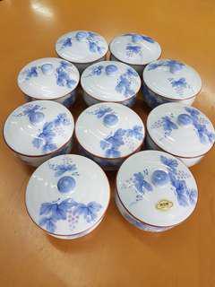 Arita有田烧 teacup with lid