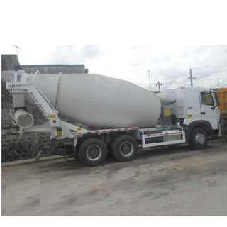 10 Wheeler HOWO Mixer Truck