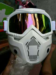 Motorcycle Goggles Face Mask