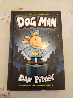 Dog Man #1 by Dav Pilkey