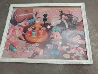 Puzzle 迪士尼砌圖併圖米奇老鼠