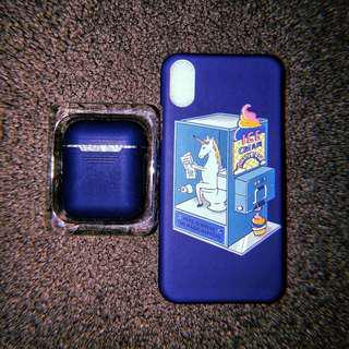 Unicorn Navy blue set