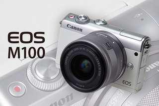 Camera Canon Mirorles m100 Bisa di cicil tanpa Cc Free 1x angsuran