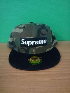 🚚 supreme logo 板帽