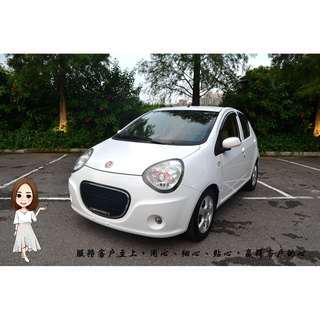 【小蓁嚴選】2013年M'car靈活的車型,任何小路都難不了,多媒體影音,娛樂又方便!
