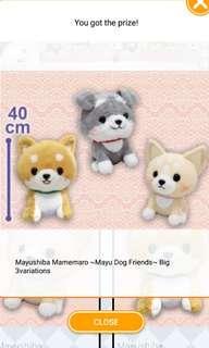 Toreba Mayushiba Mamemaro ~ Mayu Dog Friends ~ BIG