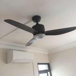 Ceiling fan Made in Taiwan ceiling fan model- Crestar Icol