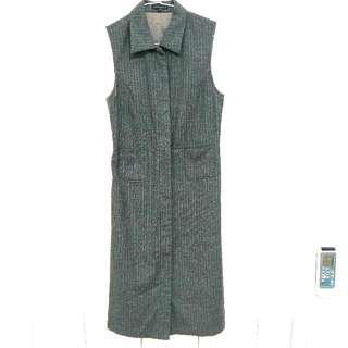 🚚 🎀全新🎀專櫃BYTHREE背心洋裝#九月女裝半價
