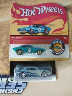 Hotwheels r34 & 67 camaro