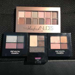 Eyeshadow Palettes Bundle