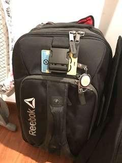 Cabin Luggage- Hockey Style