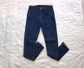 Denim dark blue hwj