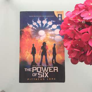 The Power Of Six Lorien Legacies Pittacus Lore