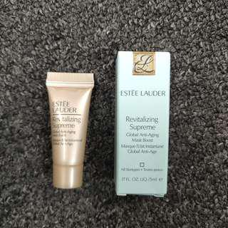 ESTEE LAUDER Revitalizing Supreme Global Anti-Aging Mask Boost 5ml with box
