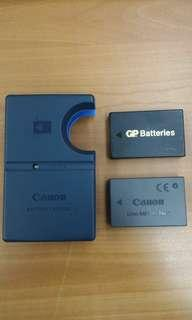Canon CB-2LSE charger