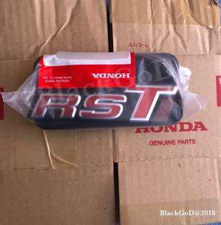 Honda original RST emblem