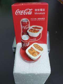 可口可樂微型擺設 Coca cola Miniature
