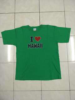 I ❤ hawaii,,pit 19 labuh 24.5..