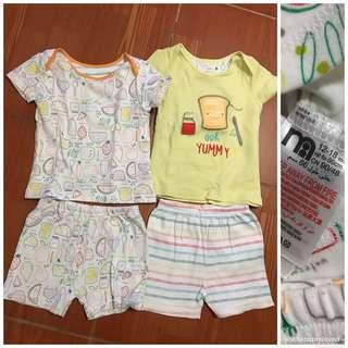 Mothercare 2sets