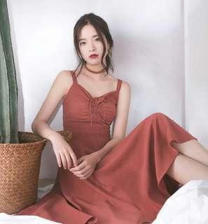 Pretty Red Dress